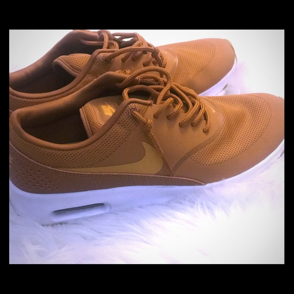 Nike Shoes   Camel Colored Or Tan Nikes